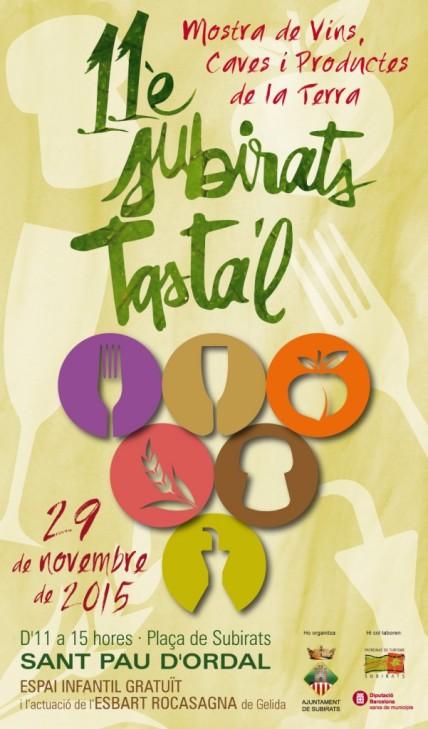 11è-Subirats-Tastal-cartell-601x1024